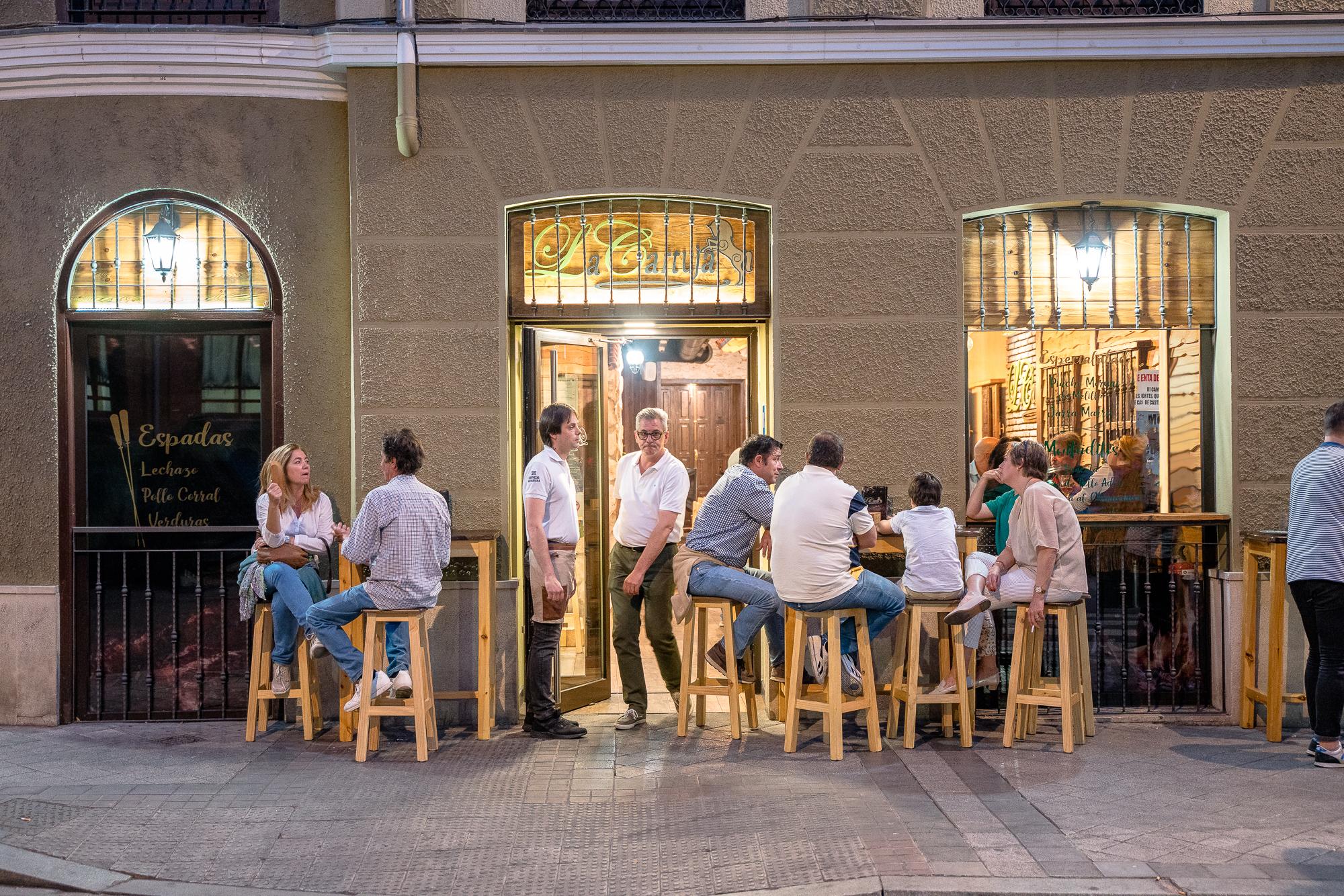 Restaurante La Cartuja Centro Valladolid